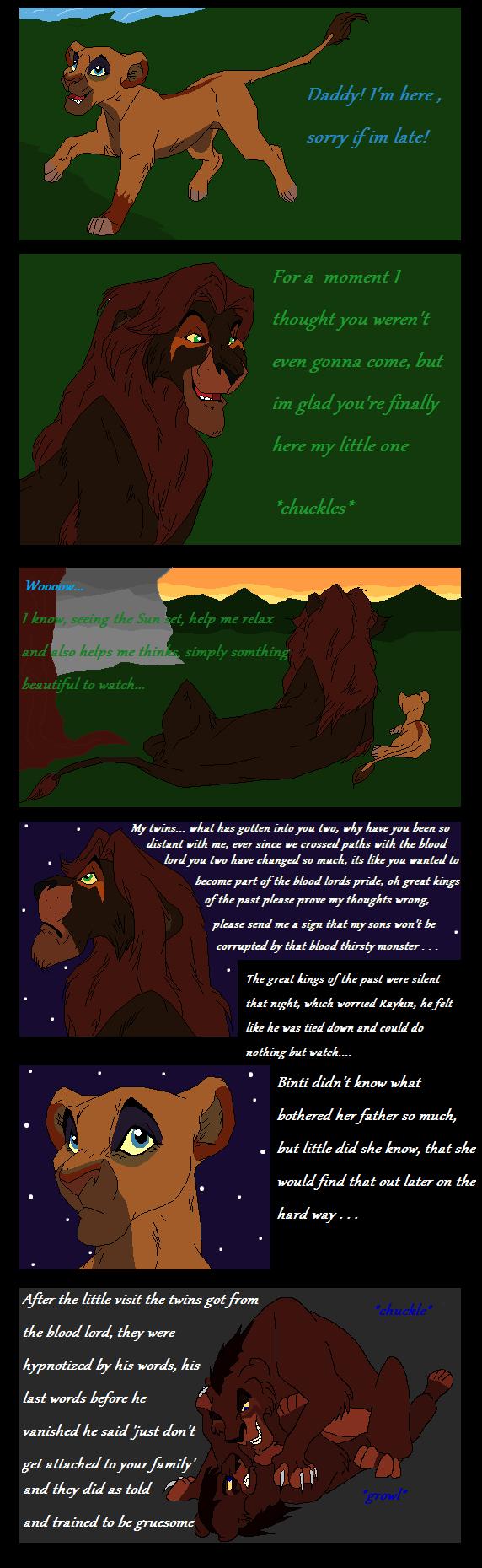 Twins story by nazow