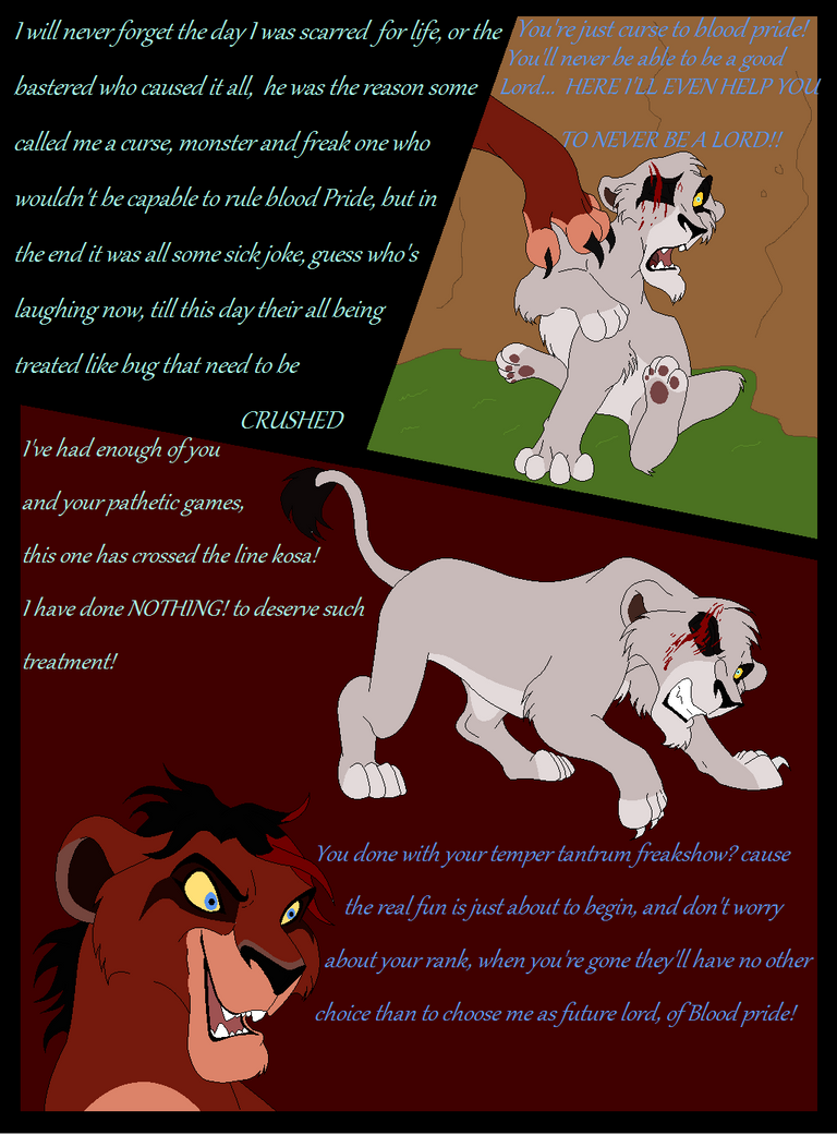 Killer since birth Page 1 by nazow