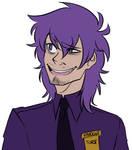 Vincent the Purple Man