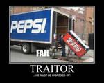Traitor Demotivational