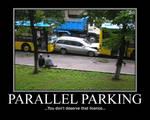 Parallel Parking DP