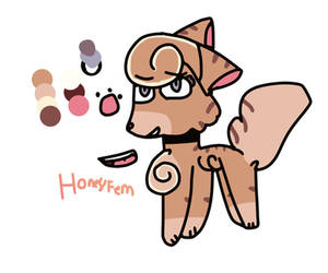 Honeyfern ( WC ) by Dreamy-Galaxies85