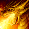 Dragon Nechushta Portrait by Eliminate