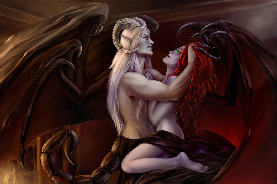 Belial and Faith by Eliminate