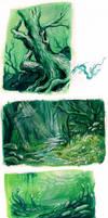 Landscape thumbnails 1