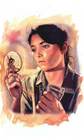 Marian from Indiana Jones by ssava
