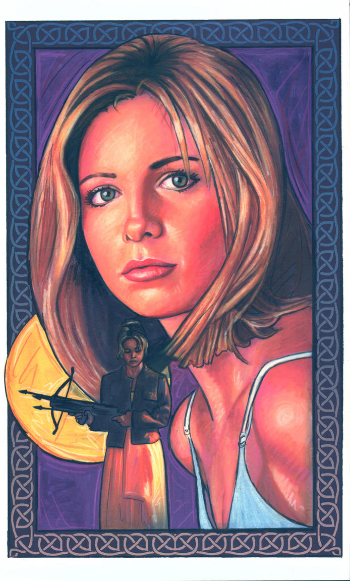 Buffy by ssava