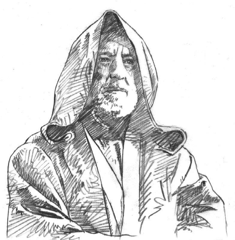 Obi Wan Kenobi by ssava on DeviantArt