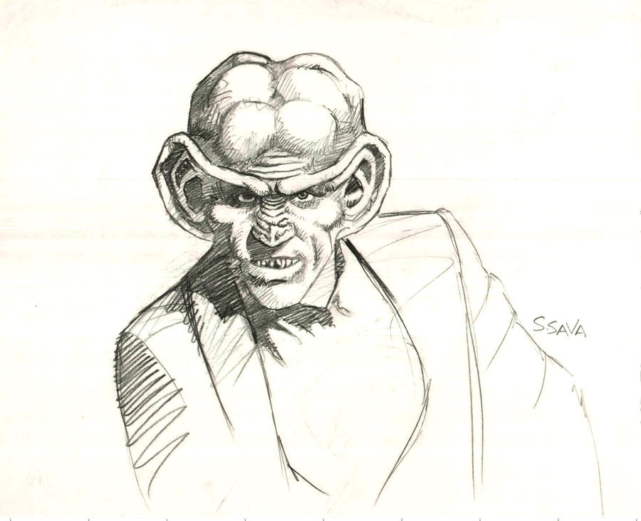 Quark from DS9 by ssava