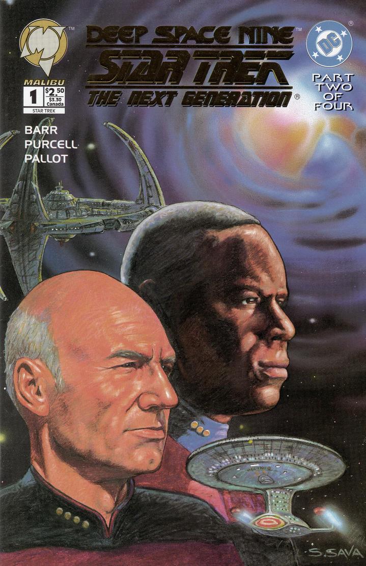 Star Trek Next Generation-DS9 by ssava
