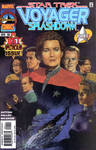 Star Trek Voyager Comic Cover