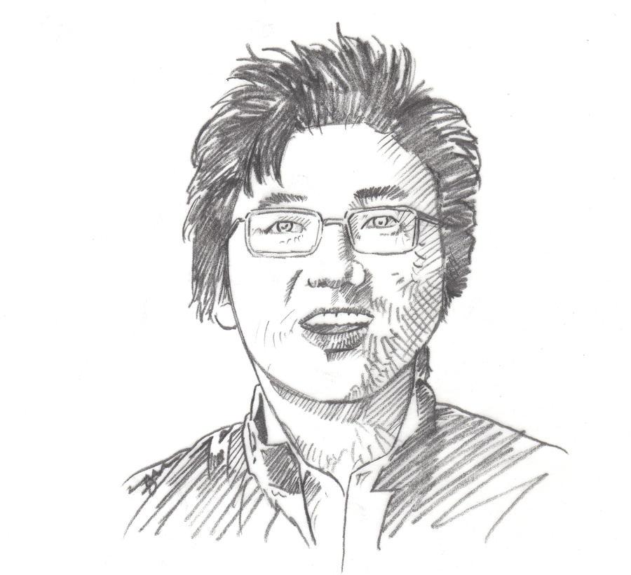 Hiro Sketch 2 by ssava