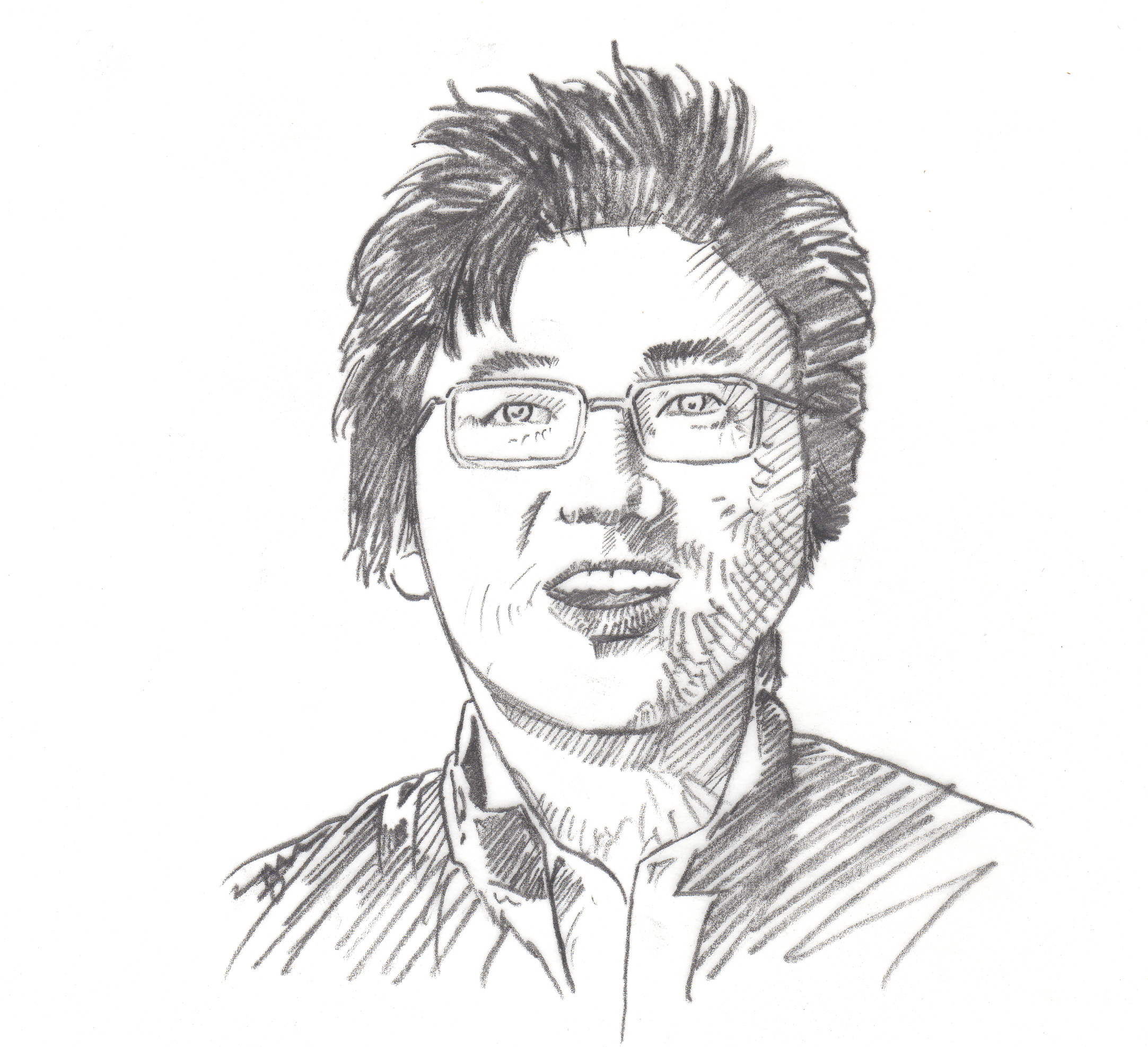 Hiro Sketch 2