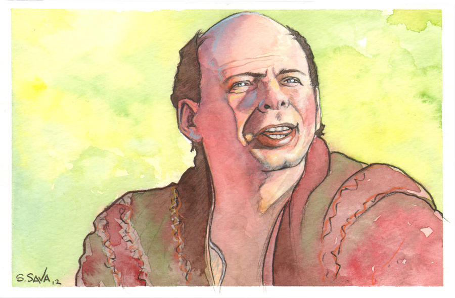 Vizzini Watercolor... by ssava