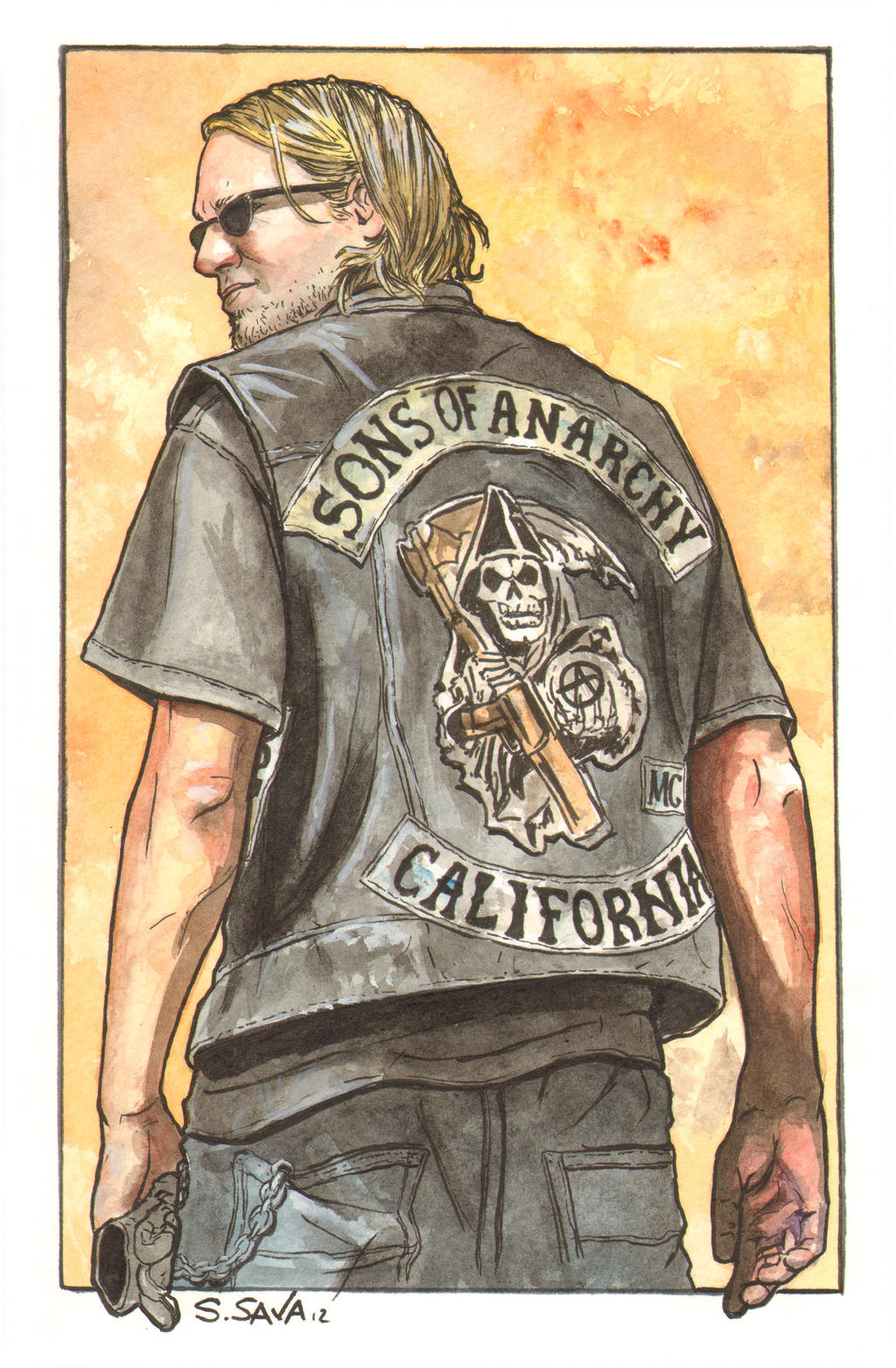 Sons of Anarchy Jax Pictures