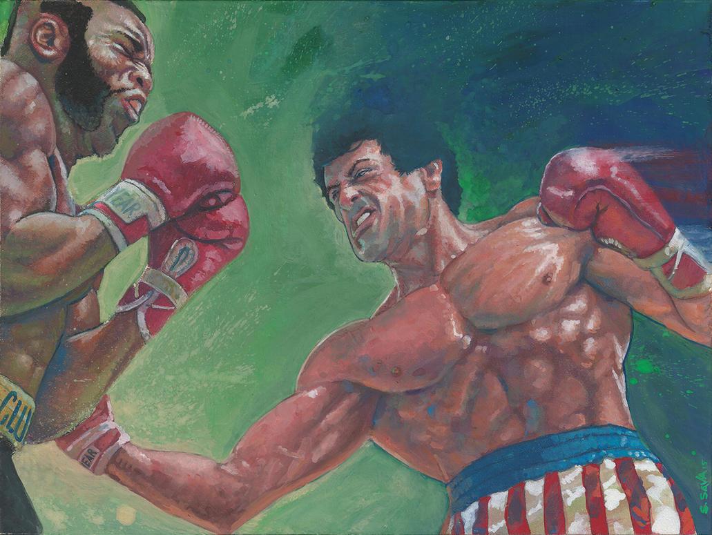 Rocky by ssava