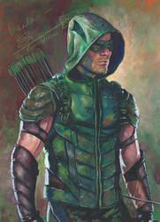 Arrow by ssava