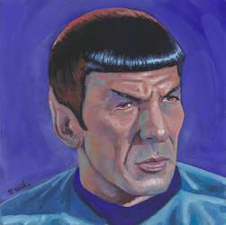 Spock by ssava