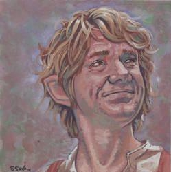 Bilbo Baggins by ssava