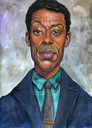 Orlando Jones by ssava