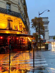 Rainy Morning in Paris... Part Deux