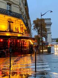 Rainy Morning in Paris... Part Deux