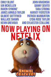 Animal Crackers is now on Netflix!