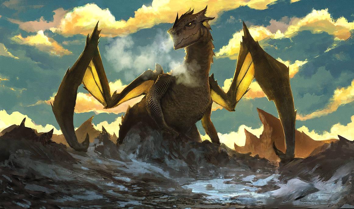 The Guardian Dragon