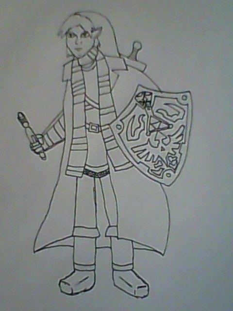 Doctor Link by RandomGirlRandomVids