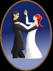 The wedding - Data Chronicles by Runenkatze