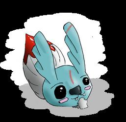 Colagarimon - Digimon ? by Runenkatze