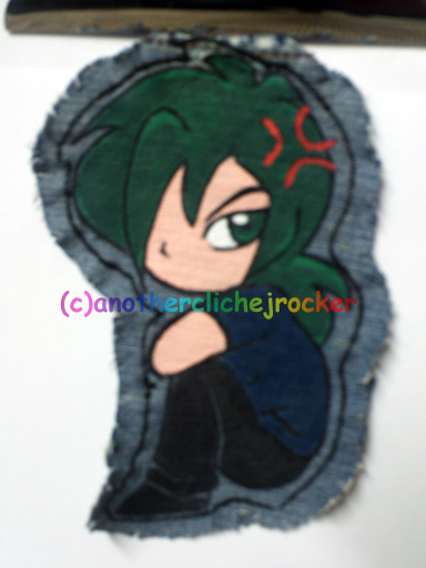 Custom Patch_Fakir by anotherclichejrocker