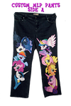 Custom Mlp Pants