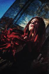 Astaroth 18 - Angel Sanctuary by Kazuki-Fuchouin