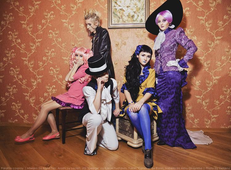 Paradise Kiss 3 by Kazuki-Fuchouin