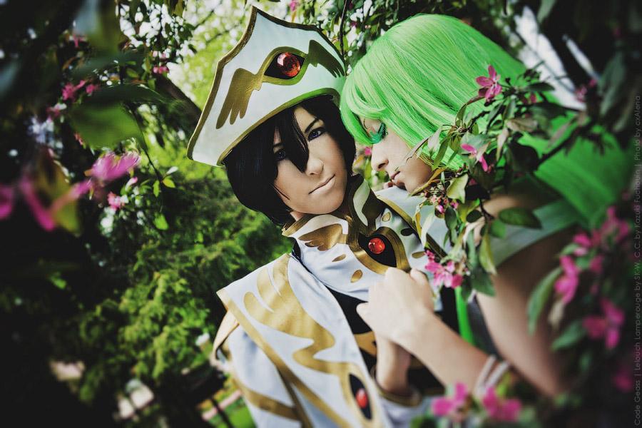 Wedding Code Geass by Kazuki-Fuchouin