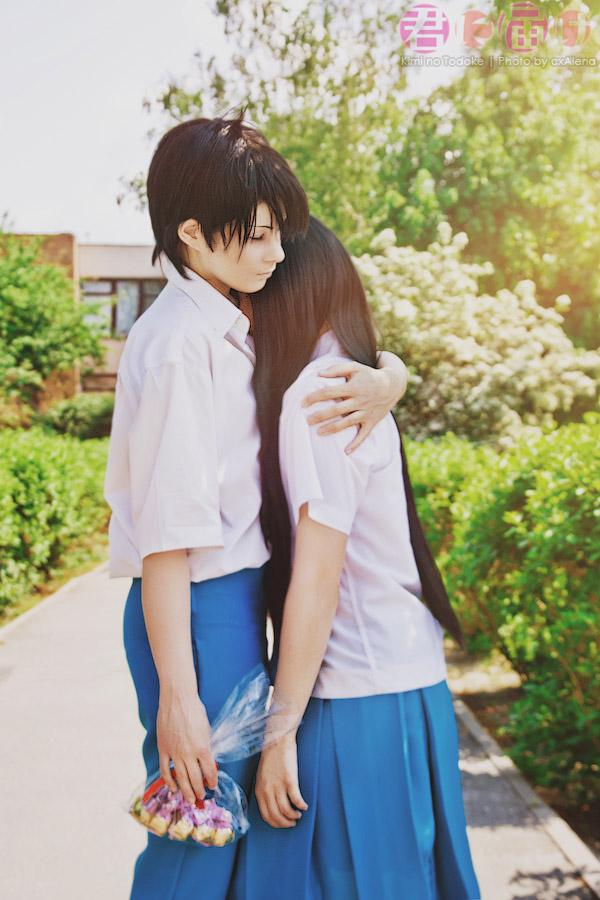 Shota and Sawako 2 by Kazuki-Fuchouin