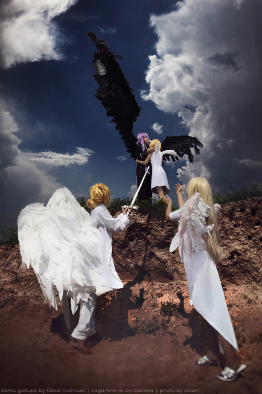 Black Wings by Kazuki-Fuchouin