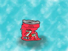 Crushed 7-Up by Ace-Fizer