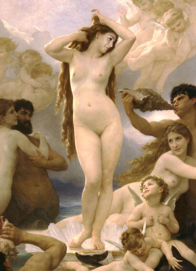 Birth of Venus v2.0 by GRAPHiCbr