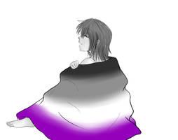 Asexual by hadealdrawsstuff