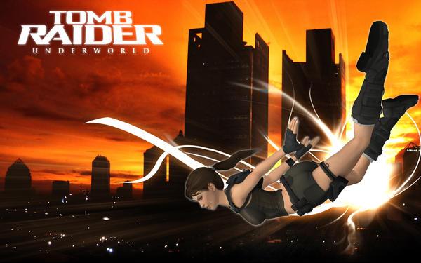 Tomb Raider Underworld Fly Tool