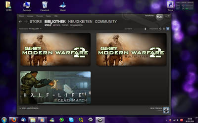My Desktop 26.03.2010