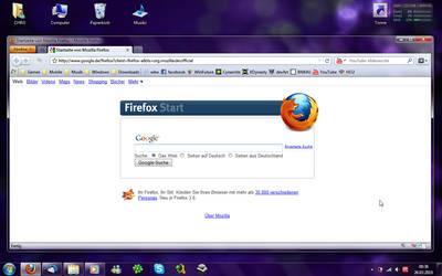 My Desktop 26.03.2010 firefox