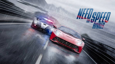 Need for Speed Rivals Wallpaper 2