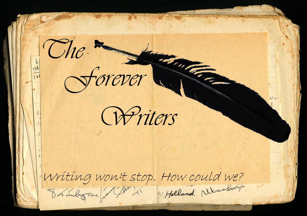 The-Forever-Writers Icon by CrazyWriter10