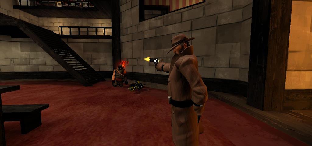 Auren the spy by Dragonwolf122191