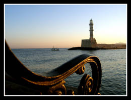 Early in the morning in Chania by IanBlack