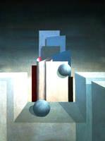 olio su tela 040x050 pittore davo dante volta by PittoreDavo