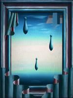 pittore davo dante volta olio su tela 055x065 by PittoreDavo